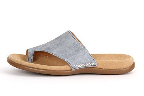Gabor 63700-76, Mules pour Femme Blau (Aquamarin)