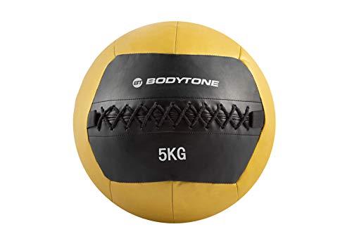 BT BODYTONE Soft Wall Ball 5kg. Balón Medicinal Color