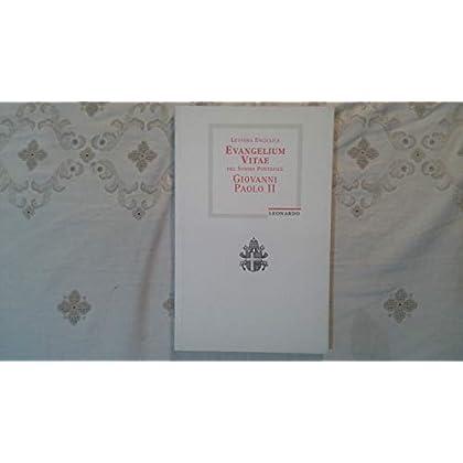 Lettera Enciclica Evangelium Vitae