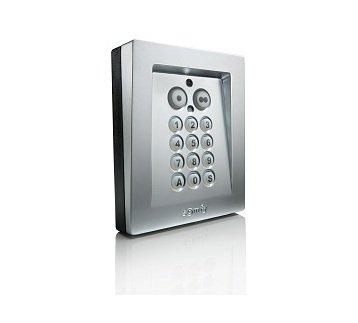 SOMFY 2400581-TECLADO DE CODIGO CON RADIO RTS SOMFY 1841111 METAL