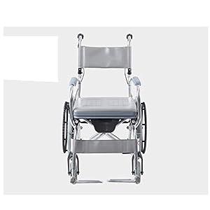 Shisky Aluminum alloy wheelchair Folding light and multifunctional Multifunction portable ultra light waterproof