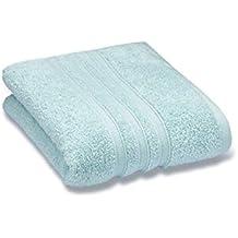 Catherine Lansfield Zero Twist 100% Micro Hilo de algodón Toalla de baño, Huevo de