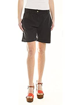 Carrera Jeans - Bermuda 759 per donna, tinta unita, tessuto di popeline, vestibilità normale, vita bassa