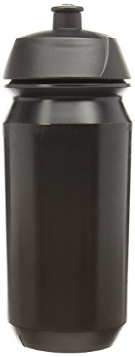 Tacx Trinkflasche Unbedruckt 500 CC schwarz, 500 ml -