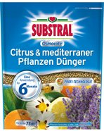 Substral engrais osmoc. citruspflanzen 1,5 kg