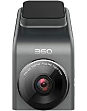 360 G300 Dash Cam 2 LCD 1080P 140 Wide Angle Car Dashboard