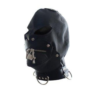 Neue schwarze Fetisch Gimp Maske Bondage Sex-Spielzeug