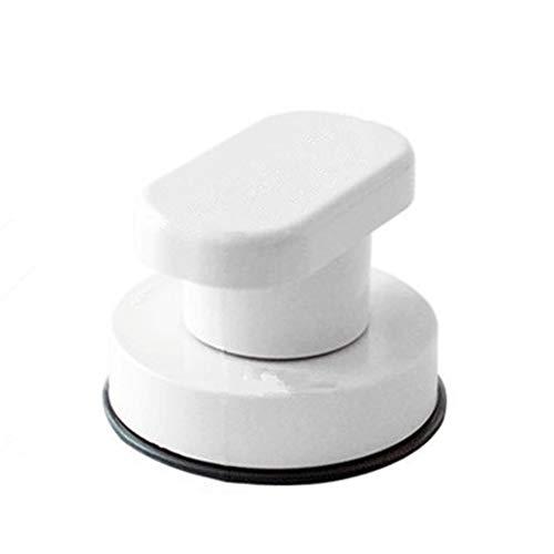 31q0yxAvCiL - PinShang - Tirador Simple con Ventosa para Puerta de Cristal de baño