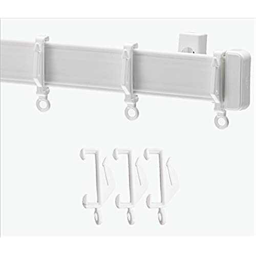 Double Curtain Rail: Amazon.co.uk