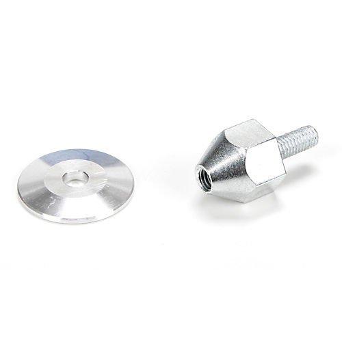 Propeller Nut & Washer: Power 180 by E-flite -