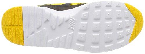 Nike W Air Max Thea Kjcrd, Chaussures de Sport Femme Noir - Negro (Black / Black-Vrsty Maize-White)