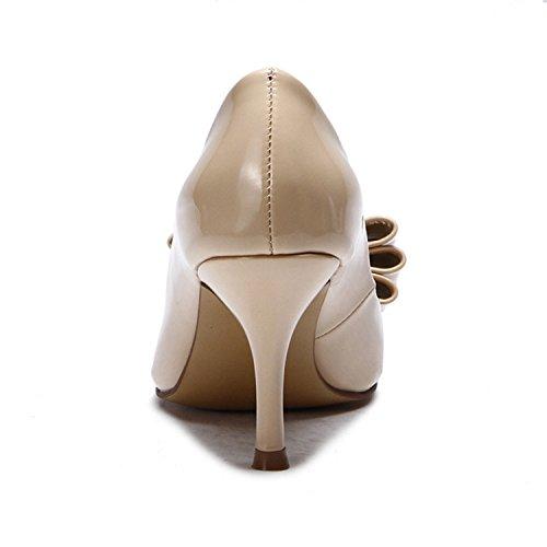 Kevin Fashion , Sandales Compensées femme Marron - Chair