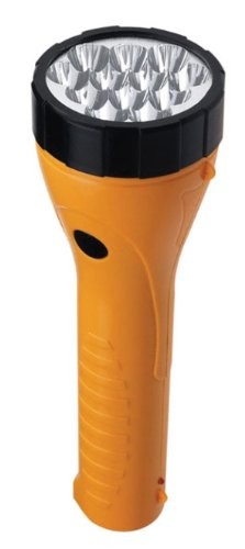 Bajaj Smartglow 12-LED Rechargeable Torch (Color May Vary)
