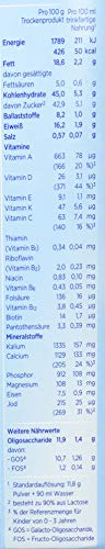 Aptamil 1+ Kindermilch, 6er Pack (6 x 800 g)