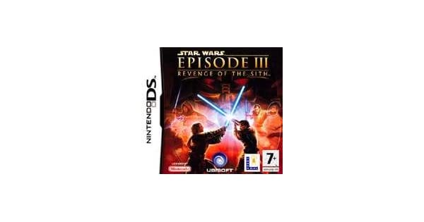 Star Wars Episode Iii Revenge Of The Sith Nintendo Ds Star Wars Episode Iii Amazon Co Uk Pc Video Games