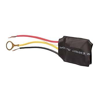 Touch Lampe Schreibtisch Licht 3Weg Sensor Schalter Dimmer Reparatur AC 120V/240V