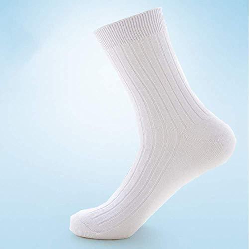HSRNHFGST Die Socken der Gesundheits-Männer Breathable weicher Mann trifft beiläufige männliche Socke Deosorant Sox Crew hart -