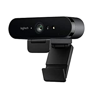 Logitech Brio Gaming Webcam 4K Streaming Edition HD Webcam 1080p Compatible With XBOX