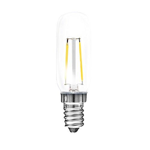 Müller-Licht LED-Filament, 10-er Set, 2 W mit E14 Sockel, klar ML24619 [Energieklasse A++]