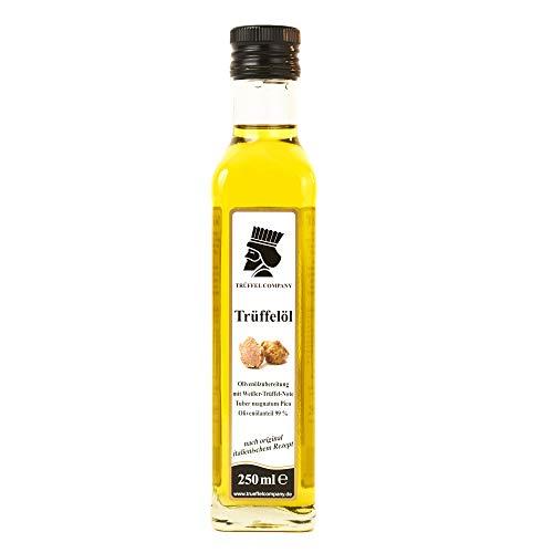Trüffelöl (250ml) - nach original italienischem Rezept mit weißer Trüffelnote