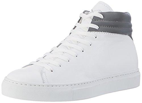 Elegante Mixte Riflettente Adulto Bassi Bianco Nat bianco 2 q5Axt