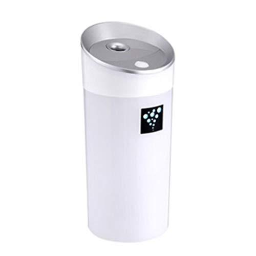 Advanced Moisturizer (SXIMASS Auto Negative ionen aromatherapie luftreiniger Nano wasserzähler büro Mini USB tragbare ultraschall kaltnebel luftbefeuchter automatische abschaltung Funktion für Baby Zimmer Home Office Auto)