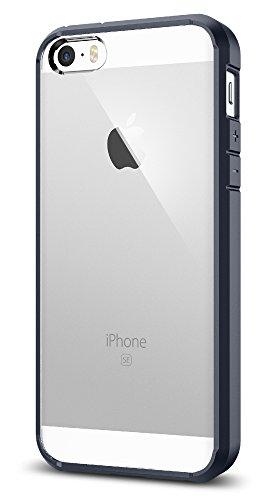 Spigen Ultra Hybrid 4 Cover Black,Transparent - mobile phone cases Ultra Hybrid - Metal Slate