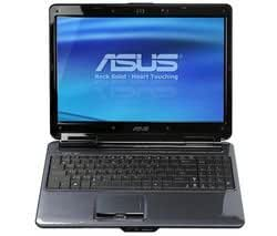 "Asus N50VC-FP022E Intel Core 2 Duo P5800 RAM 3 Go HDD 320 Go DVD±RW (±R DL) NVIDIA GeForce 9300M GS LAN sans fil : 802.11a.g.n Vista Business 15.4"" écran large TFT 1280x800 (WXGA) LED Color Shine caméra"