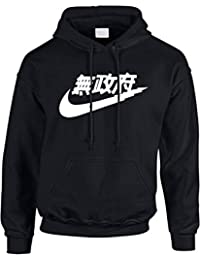 Magic Custom AIR Tokyo - Sweat Capuche Hoodie Black