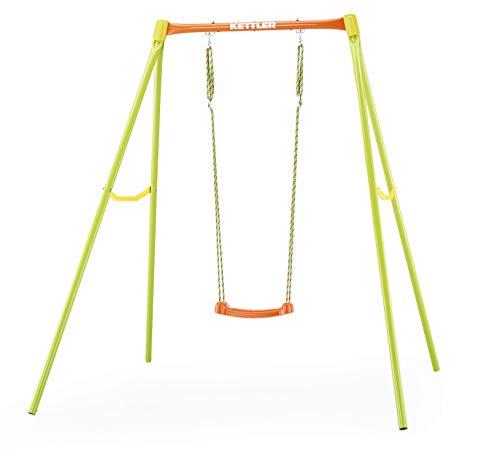Kettler 0S01031-0010 Schaukel 1, Orange, Gelb, Grün