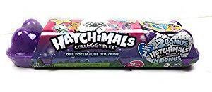 Hatchimals CollEGGtibles 12-Pack Egg Carton Plus 2 Bonus