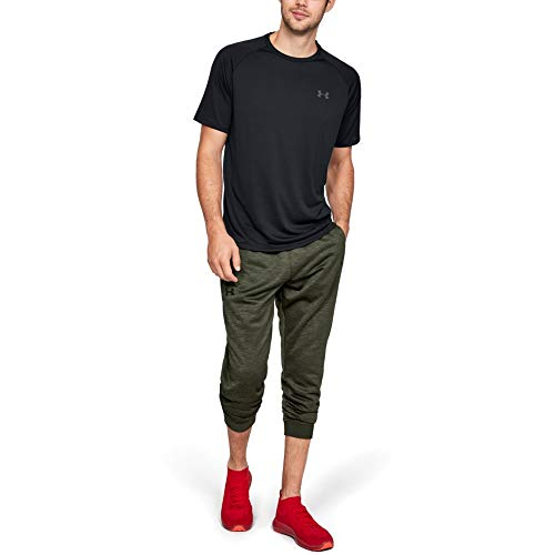 Under Armour Tech 2.0 Short Sleeve Men's T-Shirt, Light and Breathable Sports T-Shirt, Gym Clothes With Anti-Odour Technology Img 2 Zoom