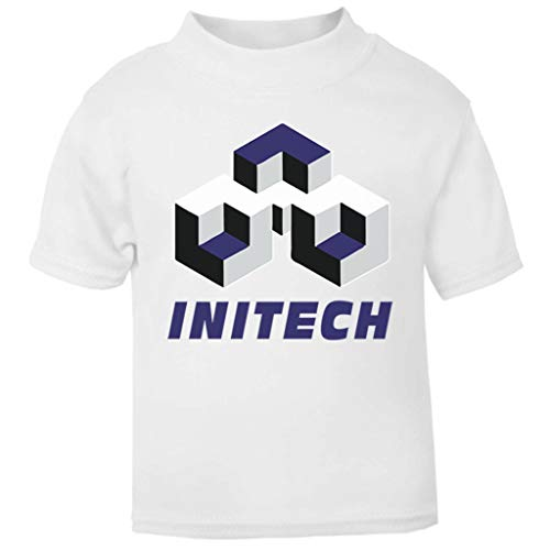 Office Space Initech Logo Baby and Toddler Short Sleeve T-Shirt