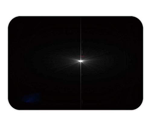 HLKPE Doormat Lens Flare Real Effects_ 15.7X23.6 Inches/40X60cm