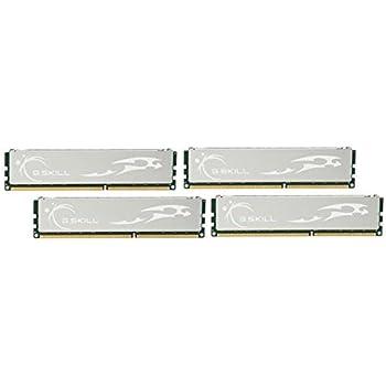 G.Skill 8GB DDR2-1333 ECO 8GB DDR3 1333MHz módulo de - Memoria (DDR3, PC/server, 240-pin DIMM, 4 x 2 GB, DIMM, 2T)
