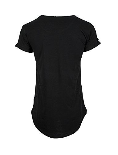Boom Bap Herren T-Shirt BLOCK BUSTED Schwarz