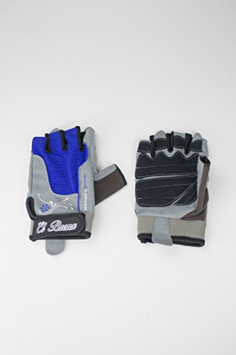 GUANTES WEIGHT LIFTING WL7 M