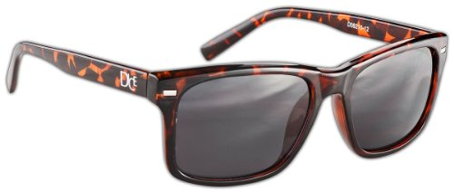 Dice Unisex Sonnenbrille, shiny brown, one size, D06210-12