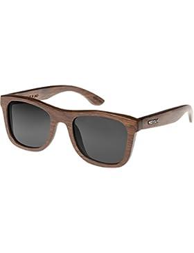 WOOD FELLAS Unisex Holz-Sonnenbrille Jalo