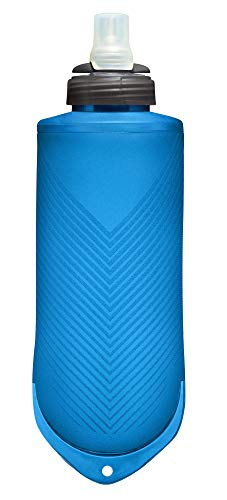 CamelBak Products LLC Unisex - Erwachsene 21oz Quick Stow Flask, schwarz, One Size -