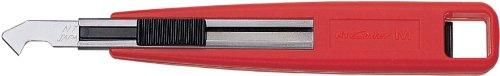 NT Cutter Pommes-Mehrzweck-Kunststoff mit Klinge für Kunststoff und Klinge Messer-Schneider, Schneidleistung, 1(m-500p)