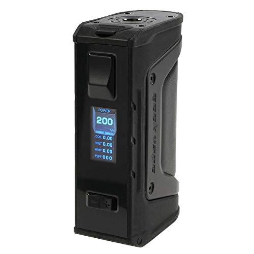 GeekVape Aegis Legend MOD 200 Watt, Riccardo e-Zigarette - Akkuträger, stealth black