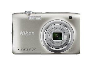 Macchina Fotografica Nikon COOLPIX A100 Argento