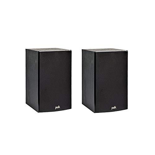 Polk Audio T15 Regal-Lautsprecher (Paar) schwarz
