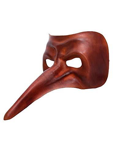 Kostüm De La Commedia Dellarte - Andracor Venezianische Maske - Scaramouche de