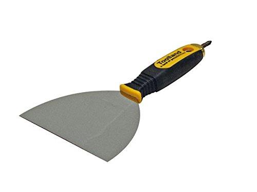 Toolland HE923000 Spachtel für Gipskarton, 150 mm Länge