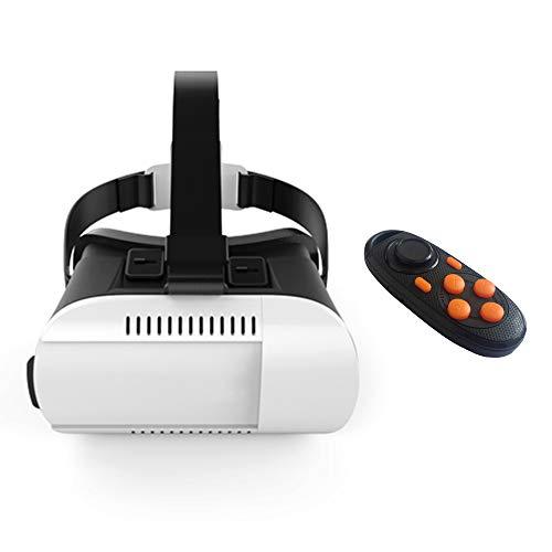 Docooler® Google 3D VR Video Film Brille mit CSY-02 Multifunktionale Mini Drahtlose Bluetooth V3.0 Selfie Kamera Shutter Gamepad für iPhone 6 Plus 6 Samsung Note 4 / Alle 4.7~6.0