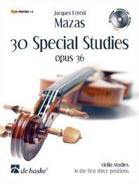 30 Special Studies Opus 36 par Jacques Féréol Mazas