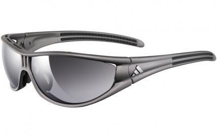 adidas Sonnenbrille EVIL EYE matt silver, Größe:L