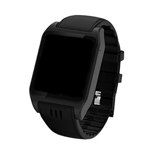 Uzinb Kompatibel mit Android Smart Watch Phone WiFi 1,54 Zoll Touch Screen-SMS Sync Bluetooth Kamera Smartwatch Touch-screen-kameras